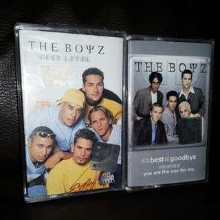 English cassette the boyz
