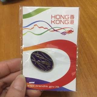 香港品牌 扣針