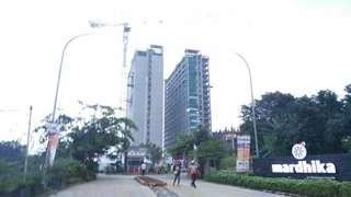 Apartemen mardhika Park Bekasi