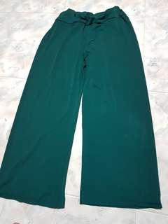 Plus Size Emerald Pants