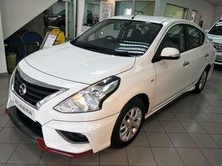 Nissan Almera 1.5 (A) E