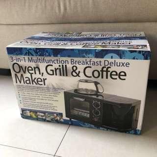 3-in-1 Multifunction Breakfast Deluxe