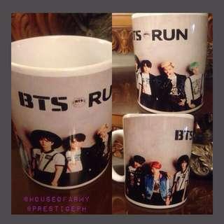 BTS mugs