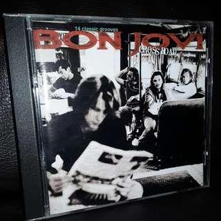 English CD bon jovi
