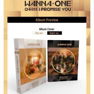 [LAST CALL PO] Wanna One 0+1=1