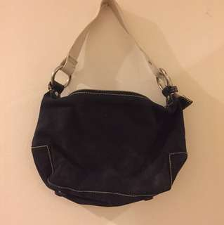 Gap small black shoulder bag