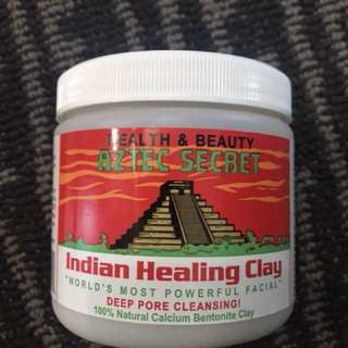 ON HAND! Aztec Healing Clay