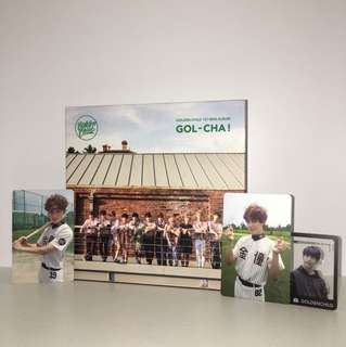 Golden Child 1st Mini Album