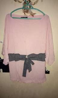 Pink batwig