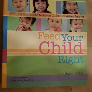 The complete nutrition guide for Asian Parents