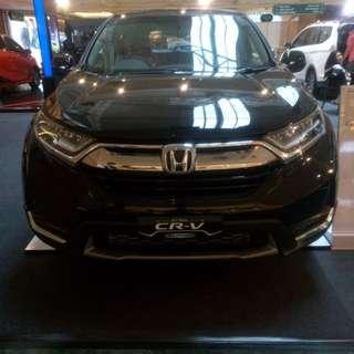 Hobda CRV 1.5 turbo prestige