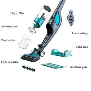 Brand New Philips Fc6401 Powerpro Aqua Stick Bagless Vacuum Cleaner