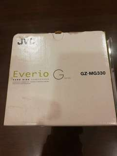 JVC Everio G -  Hard Disk Camcorder