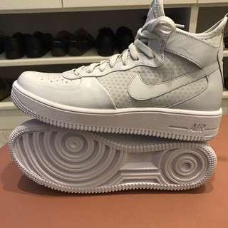 brand new fbc0d b2aa8 Nike Air Force 1 Ultra Mid (white off White)