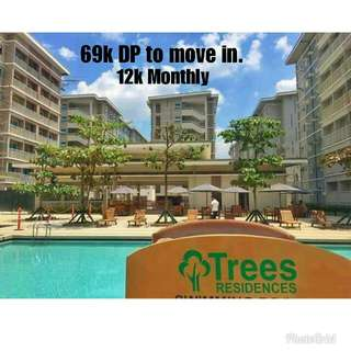 Resort Type Condo in Fairview QC less 100k Disc. 5% DP MOVE IN.