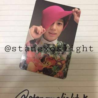SHINee's Taemin Photocard from Dream Girl: The Misconceptions of You