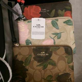 全新Coach Coins Bag
