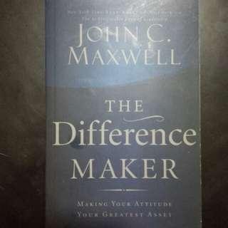John C Maxwell (Motivational books)