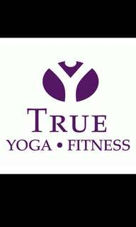 True Fitness Membership