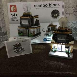 Jewelry store sembo SD6504