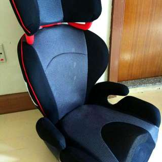 Japan Carmate child carseat