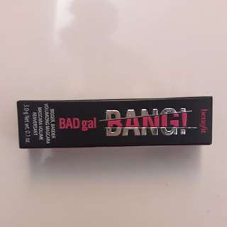 Benefit BAD gal BANG! Mascara