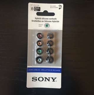 Sony Hybrid silicon earbuds 耳膠