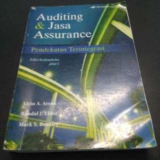 buku accounting & jasa assurance karangan alvin dkk