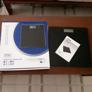 Watsons Digital Weighing Scale