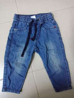 Milky baby jeans 12-18month