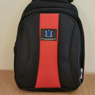 (NEW) Laptop Backpack + Free laptop bag