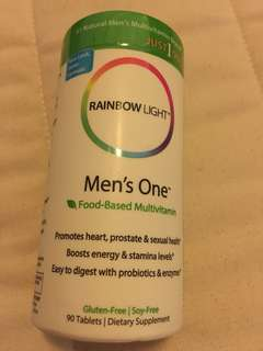 Men - boost energy prostate sexual