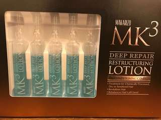 Mk3 deep repair restructuring lotion
