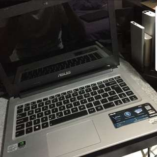 Asus Laptop Ultrabook S46C