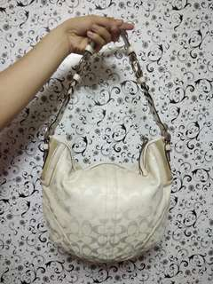 Coach Jacquard Hobo Bag (Large)