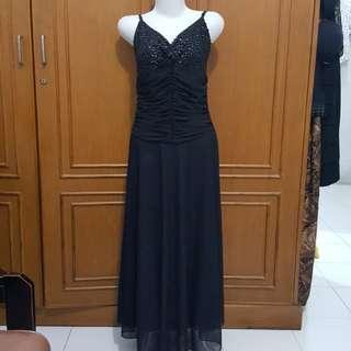 Night gown black