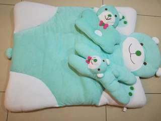 Cute baby mattress set