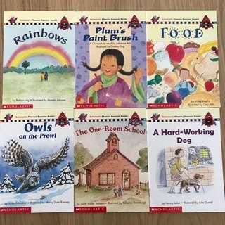 Scholastic Phonics Booster Books Level 5