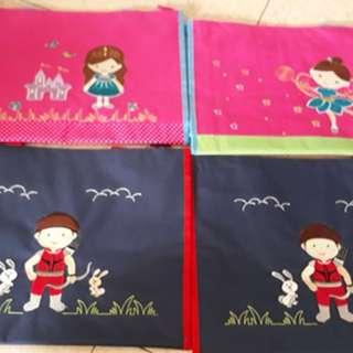 A4 customize bag
