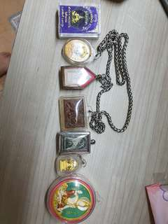 Amulets for rent