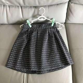 Good quality tweed skirt, pre-loved