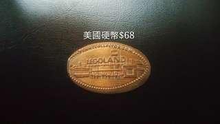 錢幣物品(市價$68)