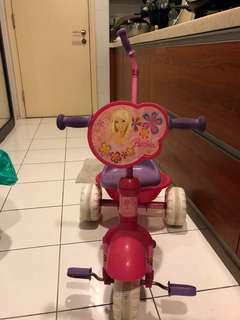Kids Barbie Bicycle