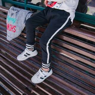 Kids fashion boy jogger sweatpants