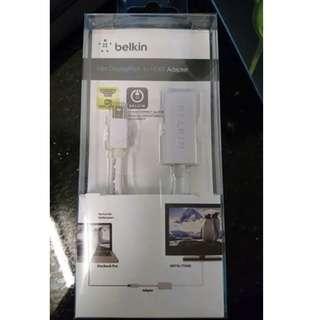 Belkin Mini DisplayPort to HDMI Adaptor