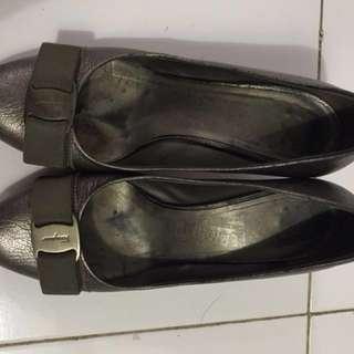 heels salvatore ferragamo