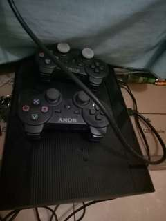 PS 3 Superslim 500GB bisa TT kalo cocok