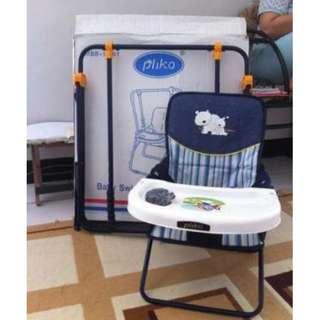 Swing Pliko 202 Ayunan Bayi Multifungsi Baby Chair Dudukan santai Bayi