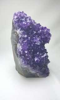 天然紫水晶鎮