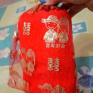 Wedding towel for phang tea gift